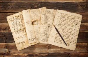 Old Hungryalist manuscripts