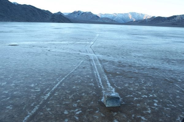 The Mystery of the Sailing Stones 5