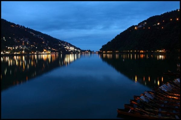 Shimmer of the Blue Pearl City- Nainital Nainital