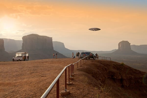 Top Five Mind Boggling UFO Mysteries Around The World 4
