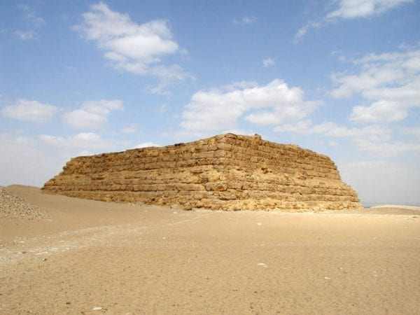 Why did the Egyptians build Pyramids? 3