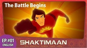 Shaktimaan Has Flown Back Onto Our TV Screens!