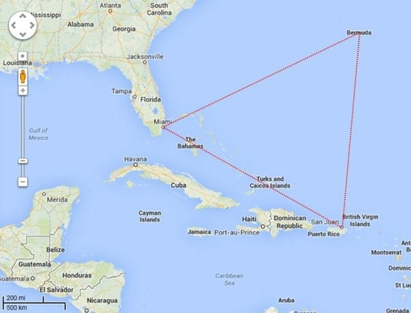 Where does Everything in the Bermuda Triangle Go? bermuda