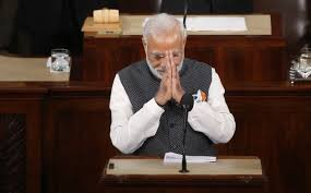 Indian Prime Minister's Speech In the US Congress indian