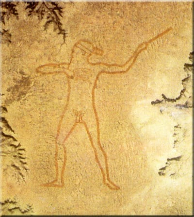The Mysterious Marree Man 18