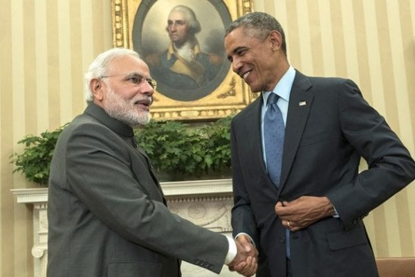 Indian Prime Minister's Speech In the US Congress 1