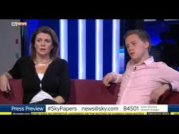 Writer of Guardian, Owen Jones, Walks Off During Orlando Discussion