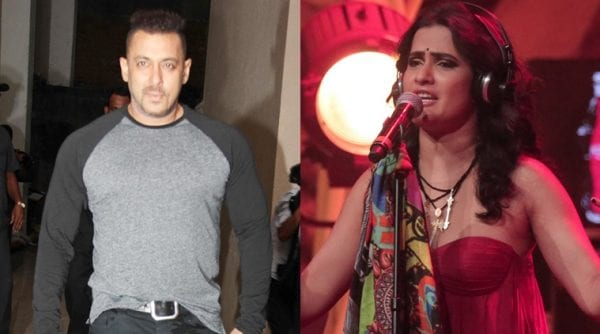 Salman Khan and Sona Mohapatra Twitter Controversy 8