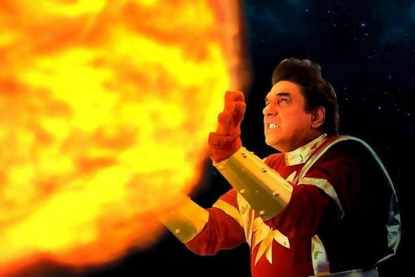 Shaktimaan Has Flown Back Onto Our TV Screens! shaktimaan