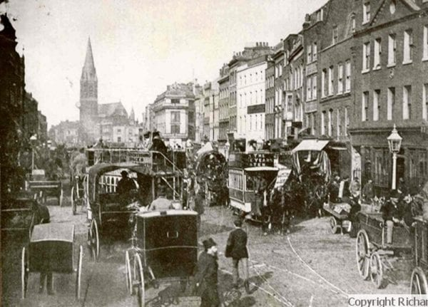 The East End London then. Jack