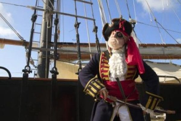 Why Did Pirates Wear Eye Patches? pirates