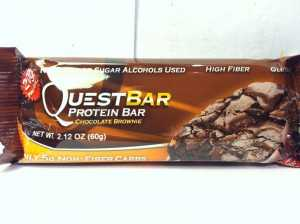 Quest Chocolate Brownie Protein Bar