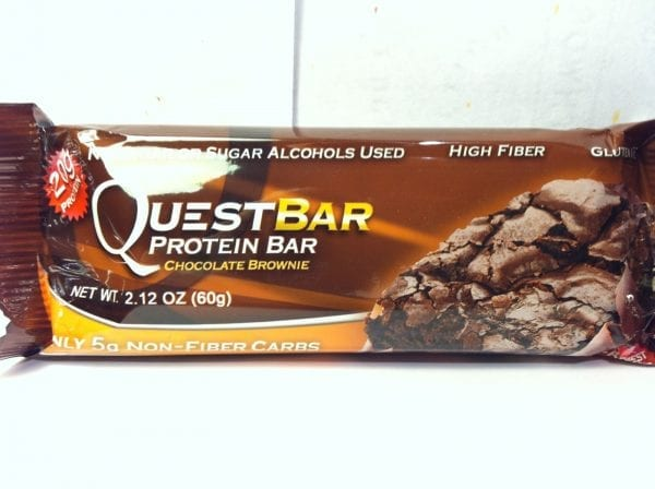 39 healthy food products 39 that are not really healthy for Muscle food quest bar