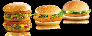 burger-wraps mcdonald's