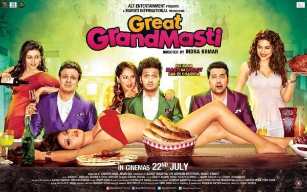 Great Grand Masti Leaked Online! Great Grand Masti