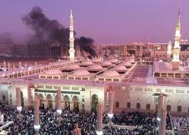 Suicide Bombing in Medina!