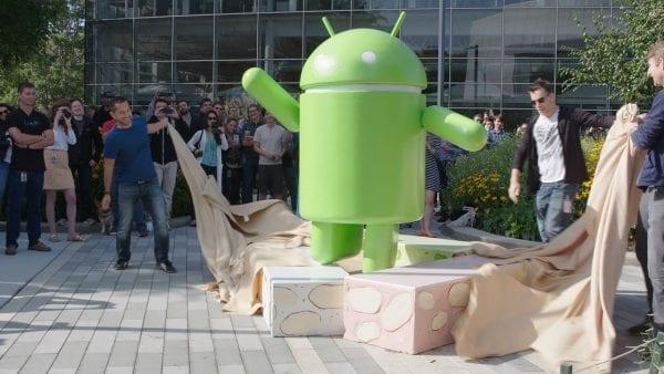 Android 7.0 version Name - Nougat 7