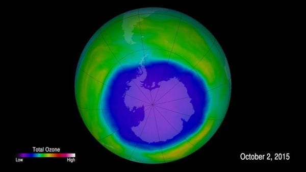 The Hole in the Ozone Layer has Finally Started Healing ozone