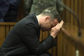 Oscar Pistorius sentenced for the murder of his girlfriend Reeva Steenkamp Oscar Pistorius