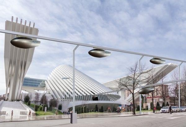 Bihar To Get NASA's Skytran Soon 5