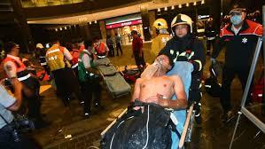 Many Injured in Taiwan Train Blast