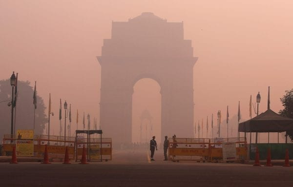 Delhi wakes up to this after Diwali 7
