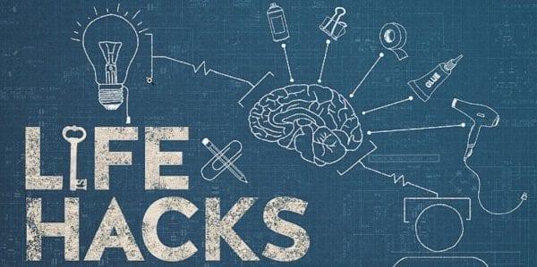 10 Life Hacks That Make It Easier hack