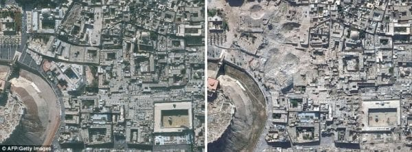 10 Historical Sites That Were Destroyed by Terrorism historical sites
