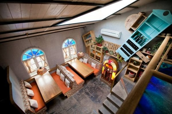10 Restaurants In India With Magnificent Interiors restaurant