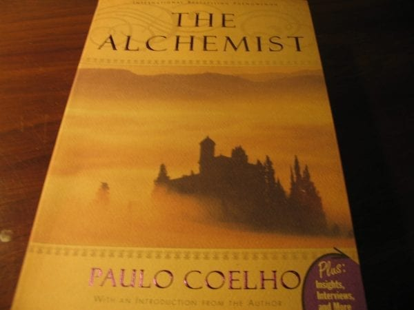 "paulo coelho quotes that make you think twice icy tales if he abandons that pursuit it s because it wasn t true love the love that speaks the language of the world "" ― the alchemist one of the best books by"