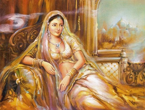 Life of Rani Padmini rani padmini
