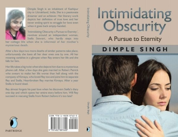 Intimidating Obscurity a Pursue to Eternity book