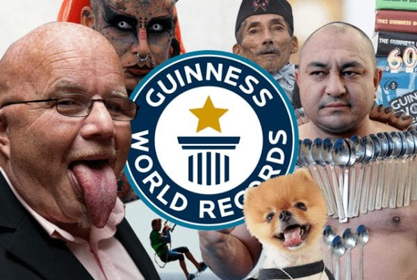 Game Of Guinness: The 15 Weirdest Guinness World Record Ever 4