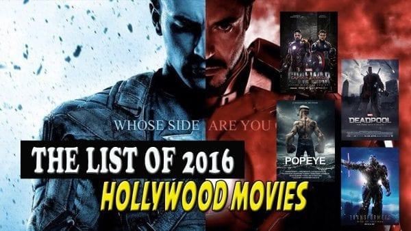 #BestOf2016: Top 15 Highest Grossing Hollywood Films Of 2016 hollywood films