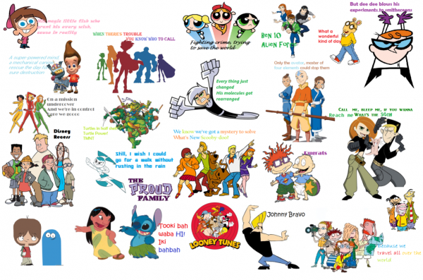 10 Awesome Cartoons That Every 90's Kid Loved 5
