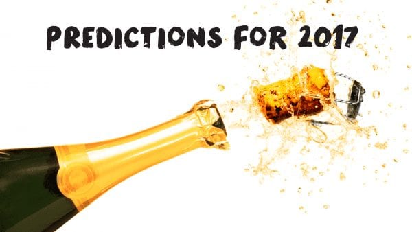 Top 10 Predictions For 2017 10