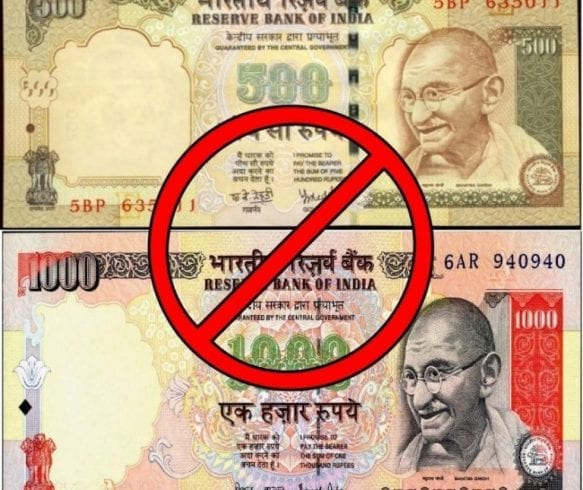 Opinion: Has Demonetization Failed? demonetization