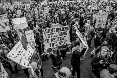 In Protest: The Worldwide Women's March 2