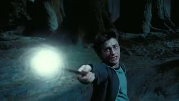 Image result for harrys first patronus
