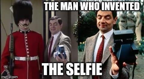mr-bean meme
