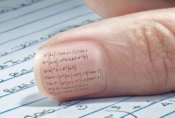 10 Innovative Ways Of Cheating In Exams 7