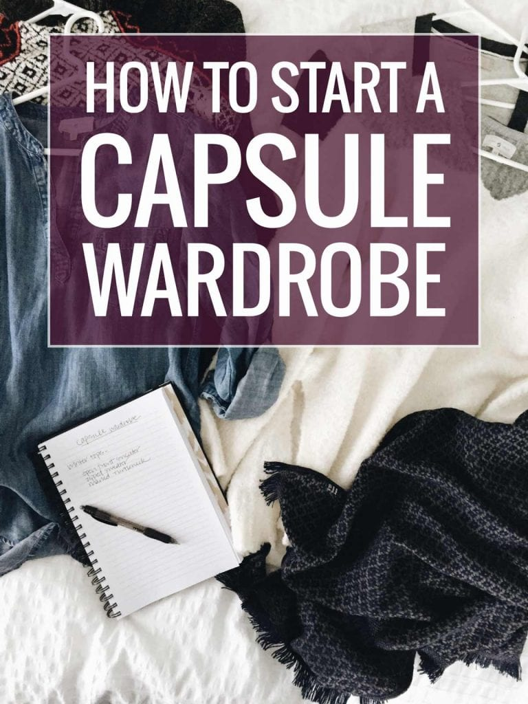 15 Must-haves For A Quintessential Capsule Wardrobe wardrobe