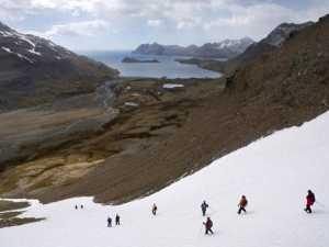 antarctica trek