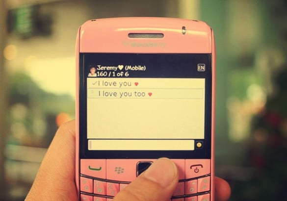 Cute Romantic Text Messages and Sayings romantic text messages