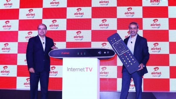 Image result for airtel launches tv