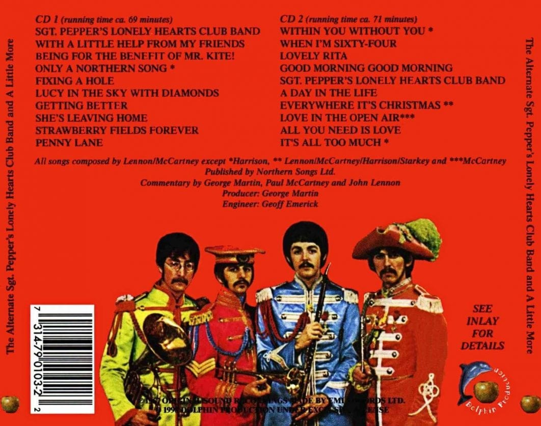 Sgt. Pepper-s Lonely Hearts Club Band: 50th anniversary