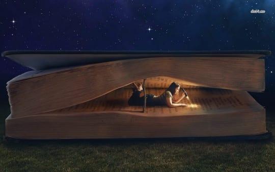Reading fiction: Stimulating reality!