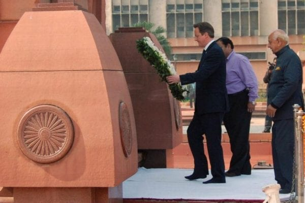 When the Queen Paid Homage to Martyrs of Jallianwala Bagh Massacre
