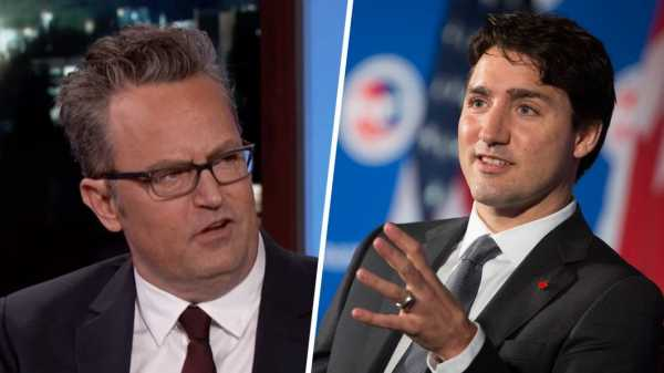 The Perry-Trudeau Banter 4