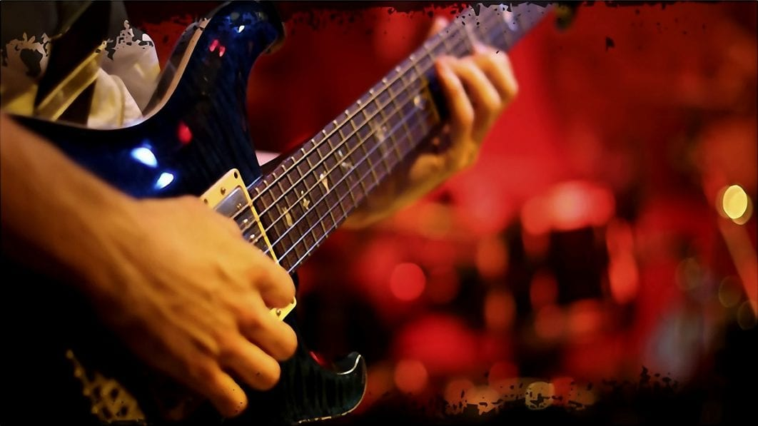 Image result for musical instruments guitar wallpaper